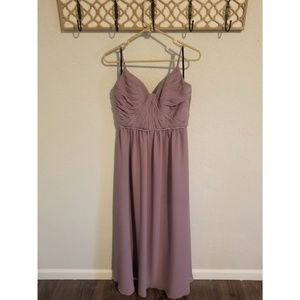 Sorella Vita Dusty Lilac Bridesmaid Dress